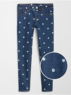 Kids Print Jeggings
