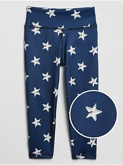 GapFit Kids Crop Leggings