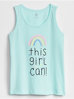 Toddler Graphic Tank Top