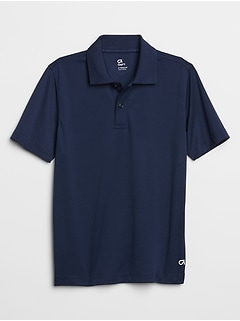 GapFit Kids Uniform Polo
