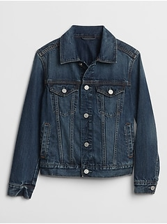Kids Denim Jacket