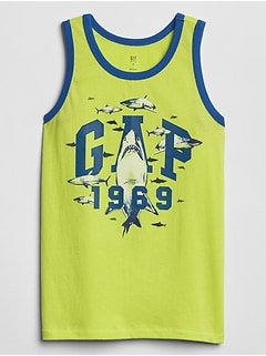 Kids Gap Logo Tank Top