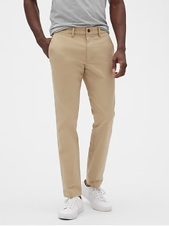 Essential Khakis in Skinny Fit with GapFlex