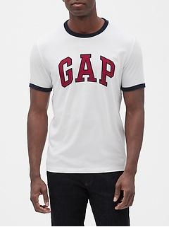 Gap Logo Ringer T-Shirt