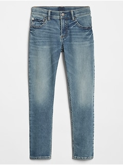 Kids Slim Jeans with Fantastiflex