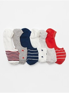 No-Show Socks (6-Pack)