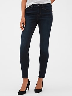 Low Rise Legging Jeans
