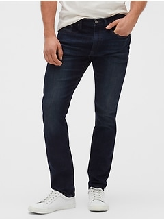 Soft Wear Slim Fit Jeans with GapFlex