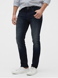 Soft Wear Skinny Fit Jeans with GapFlex