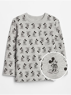babyGap | Disney Mickey Mouse Print T-Shirt