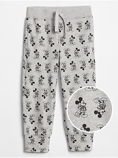 babyGap | Disney Mickey Mouse Fleece Pants