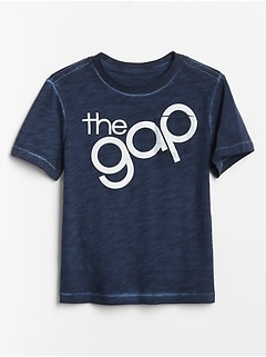 Toddler Gap Logo Pocket T-Shirt