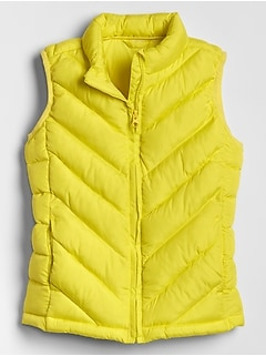 Kids Lightweight Quilted Vest