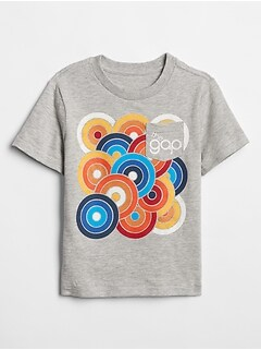 Toddler Gap Logo Graphic Pocket T-Shirt