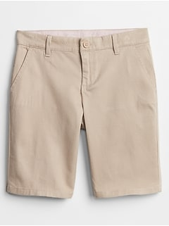 Kids Bermuda Shorts in Stretch