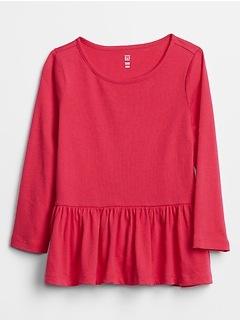 Toddler Print Long Sleeve T-Shirt