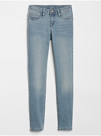 Kids Super Skinny Fit Jeans With Washwell&#153