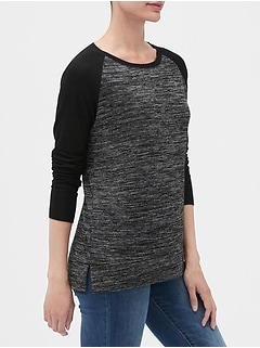 Softspun Colorblock Raglan T-Shirt