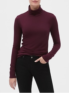 Featherweight Turtleneck