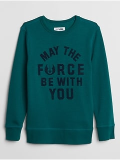 GapKids' Star Wars™ Sweatshirt in Fleece