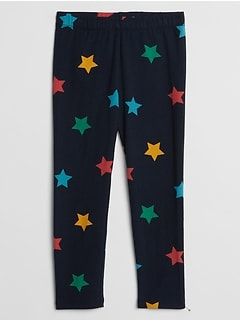 Toddler Print Leggings
