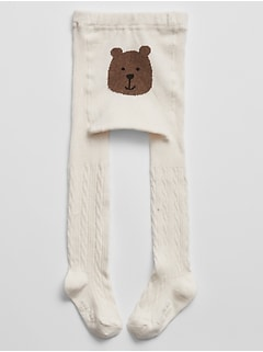 babyGap Bear Tights