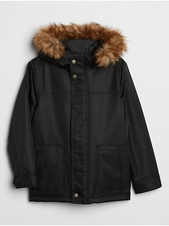 Kids Parka Jacket