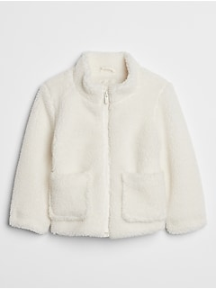 Toddler Sherpa Jacket
