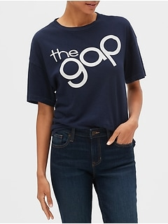 Gap 50th Anniversary Logo T-Shirt