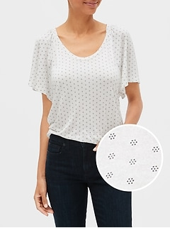 Flutter Short Sleeve T-Shirt