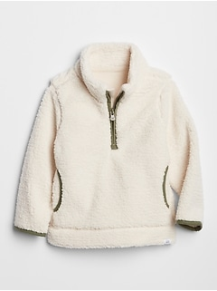 Toddler Sherpa Sweater