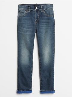 Kids Stretch Slim Jeans
