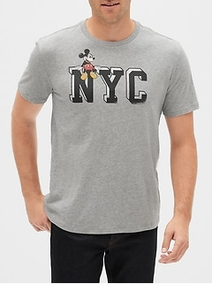 Gap' Disney Mickey Mouse  T-Shirt