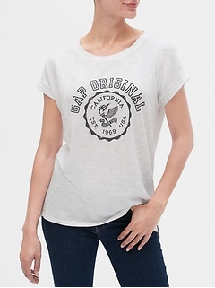 Logo Graphic Short Sleeve T-Shirt