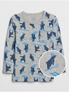 Toddler Print T-Shirt