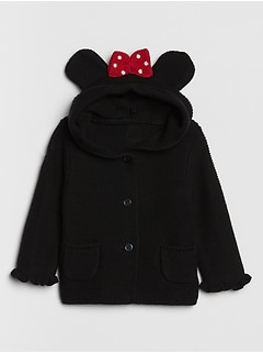 babyGap | Disney Minnie Mouse Garter Cardigan