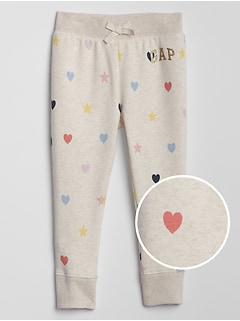 Toddler Logo Fleece Pants