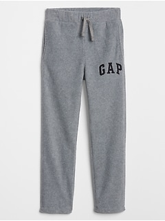 Kids Gap Logo Polar Fleece Active Pants
