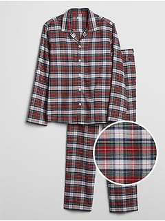 Flannel PJ Set