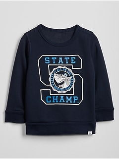 Toddler Gap Logo Graphic Sweatshirt