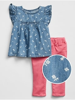Baby Denim Set