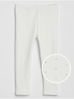 Toddler Sherpa-Lined Leggings