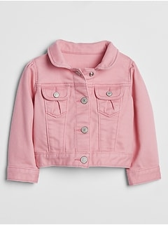 Baby Supersoft Denim Jacket