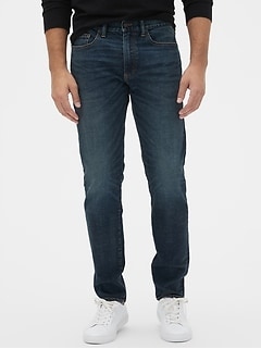 Slim Taper Jeans with GapFlex