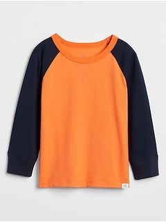 Toddler Raglan Sleeve T-Shirt