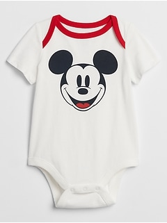 babyGap | Disney Mickey Mouse Bodysuit