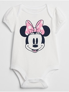 babyGap | Disney Minnie Mouse Bodysuit