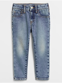 Toddler Skinny Jeans in High Stretch