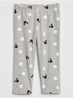 babyGap | Disney Minnie Mouse Leggings