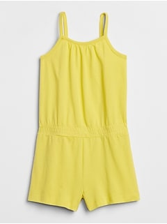 Toddler Tank Romper
